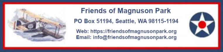 Friends of Magnuson Park Logo